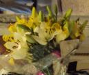 Как собрать букет из цветов