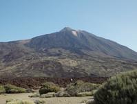 Тейде -вулкан